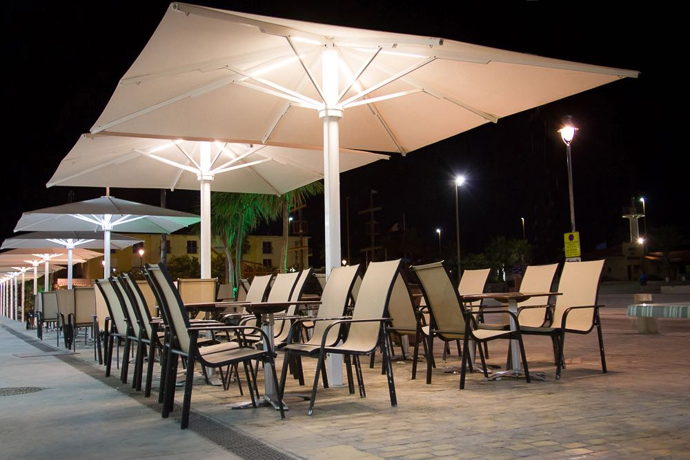 parasol azores outdoor solutions iaso