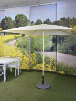 Dalia Parasol with Cement Base