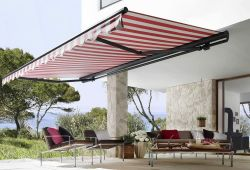 Awning Ma 1700 in a private house