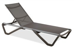 Taupe colored hammock