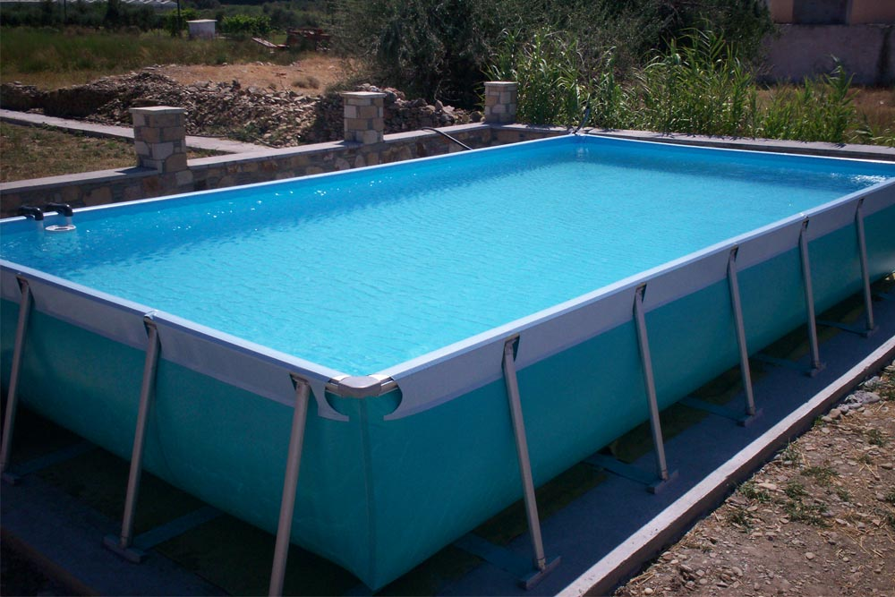 Professional solutions for pools iaso for Piscinas desmontables